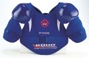 KOHO 2220 SENIOR SHOULDER PADS