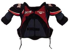 MISSION WARP ZERO SENIOR SHOULDER PADS