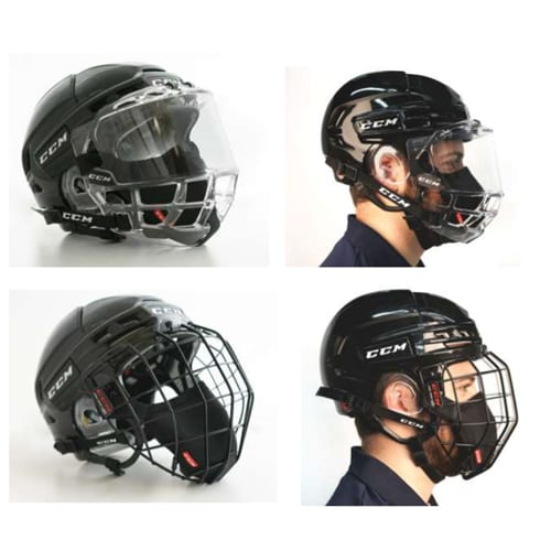 CCM Game On Mask - Player