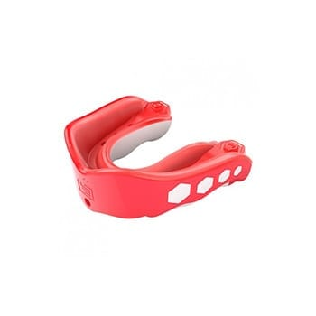 SHOCK DOCTOR GEL MAX FLAVOR FUSION MOUTHGUARD - FRUIT PUNCH