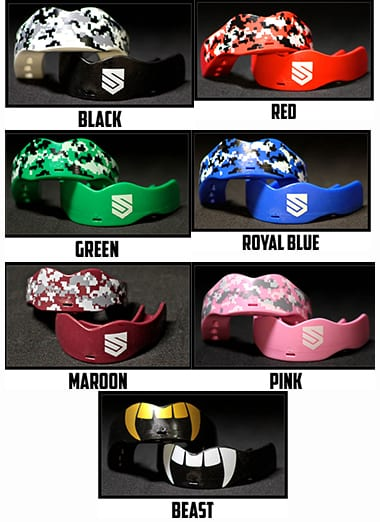 SOLDIER CUSTOM 7312 MOUTH GUARD