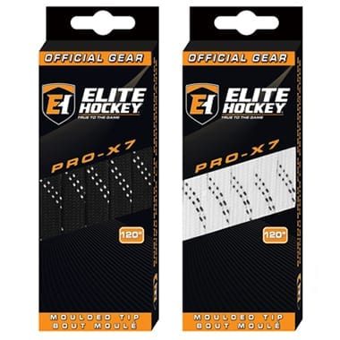 ELITE PRO X7 LACES - UNWAXED