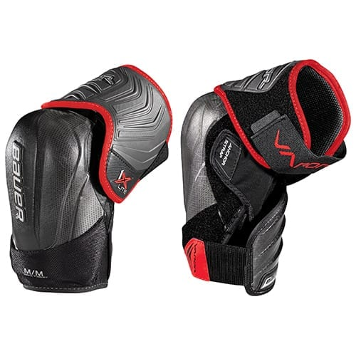 Bauer Vapor 1X Lite Ice Hockey Elbow Pads
