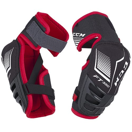 CCM Jetspeed FT350 Hockey Elbow Pads