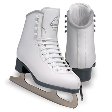 DON JACKSON GLACIER GS350 WOMEN'S FIGURE SKATES