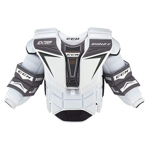 902bd19b496 CCM Extreme Flex Shield II Senior Goalie Chest Protector