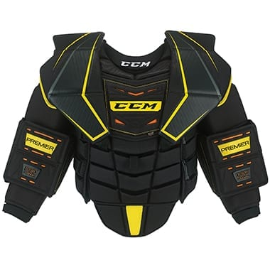 CCM PREMIER PRO SENIOR GOALIE CHEST & ARM