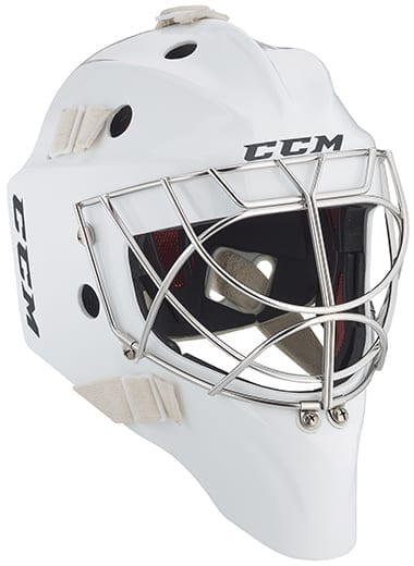CCM 1.9 NON-CERTIFIED CAT-EYE SENIOR GOALIE HELMET
