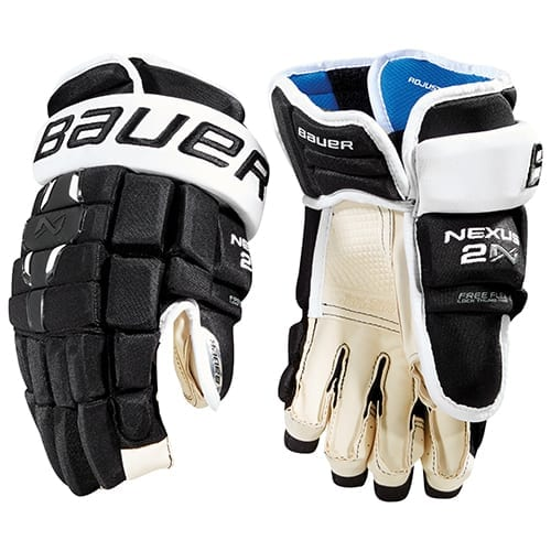 Bauer Nexus 2N Ice Hockey Gloves
