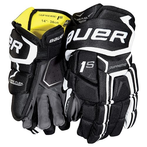 Bauer Supreme 1S Hockey Gloves