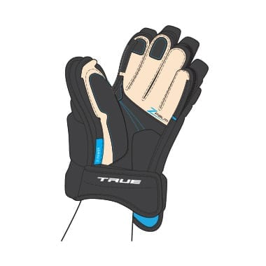 TRUE Z-POWER REPLACEMENT PALMS