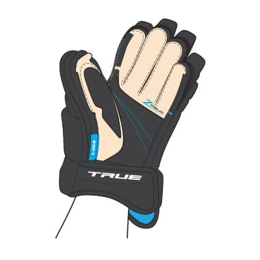 TRUE Z-STND REPLACEMENT PALMS