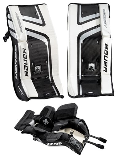 Bauer Prodigy 2.0 Youth Goalie Leg Pads