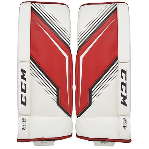 CCM YTFLEX2 Youth Goalie Leg Pads