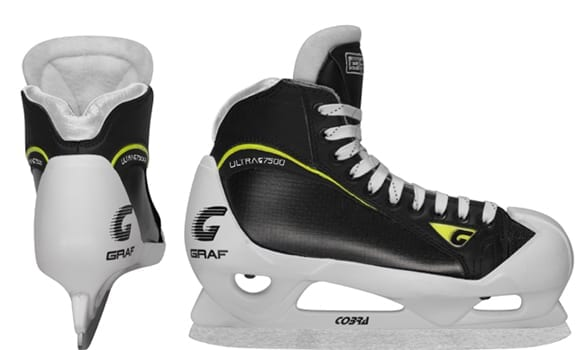 GRAF ULTRA G7500 SENIOR GOALIE SKATES