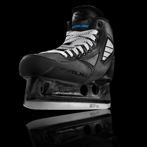 True Pro Custom 1-Piece Senior Goalie Skates