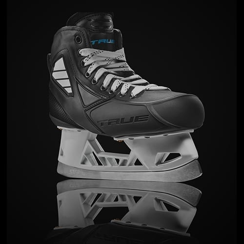 True Pro Custom 2-Piece Senior Goalie Skates