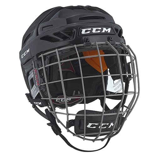 CCM FL90 Combo Ice Hockey Helmet