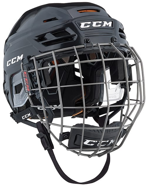 CCM TACKS 710 HELMET COMBO