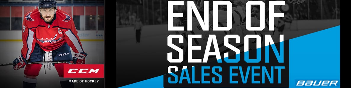 Bauer 2020 End of Season Sales Event