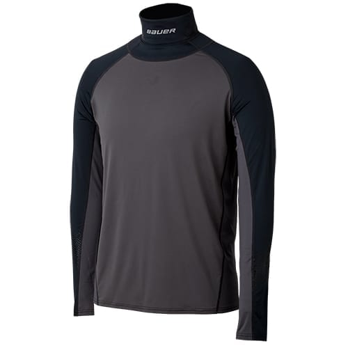 Bauer Long Sleeve NeckProtect Top