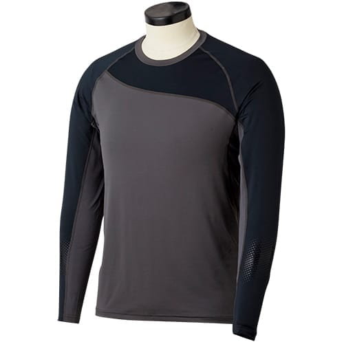 Bauer Pro Long Sleeve Base Layer Top