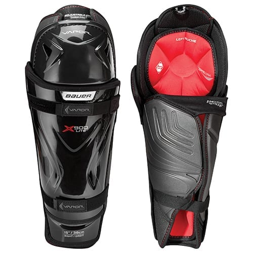 Bauer Vapor X900 Lite Ice Hockey Shin Guards