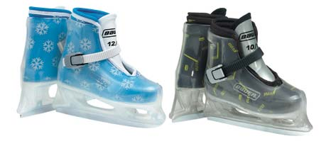BAUER NBH LIL ANGEL & LIL CHAMP YOUTH SKATES