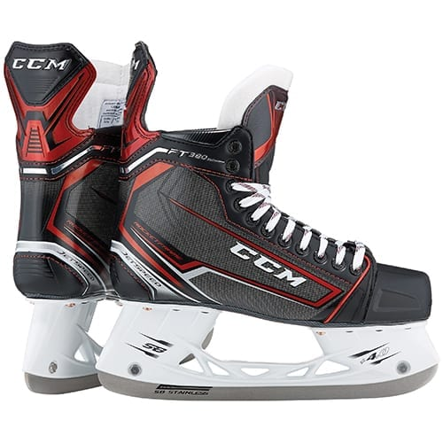CCM Jetspeed FT380 Ice Hockey Skates