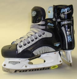 MISSION BETTY FLYWEIGHT WOMEN'S SKATES