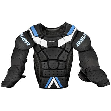 BAUER STREET CHEST AND ARM PROTECTOR - SENIOR